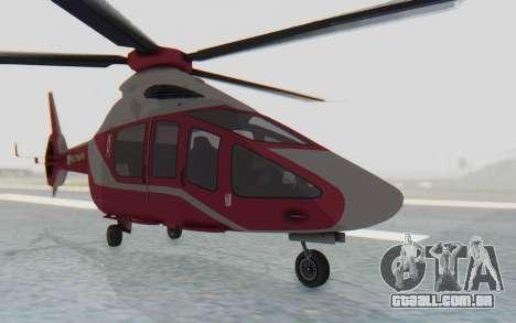 GTA 5 Buckingham Volatus v1 para GTA San Andreas