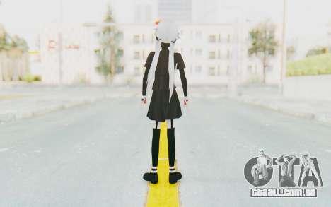 Gasai Yuno Ghoul para GTA San Andreas terceira tela