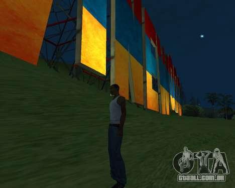 New Vinewood Armenia para GTA San Andreas quinto tela