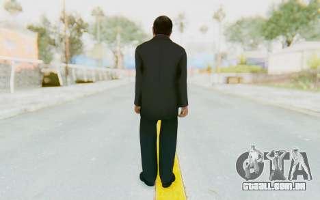 Mafia 2 - Wong para GTA San Andreas terceira tela