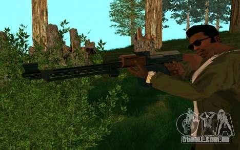 O PKK para GTA San Andreas terceira tela
