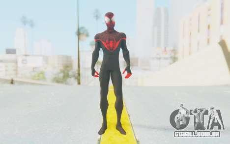 Miles Morales - Shatered Dimenshion para GTA San Andreas segunda tela