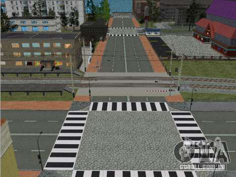 Texturas para GTA Penal Rússia (Parte 2) para GTA San Andreas segunda tela
