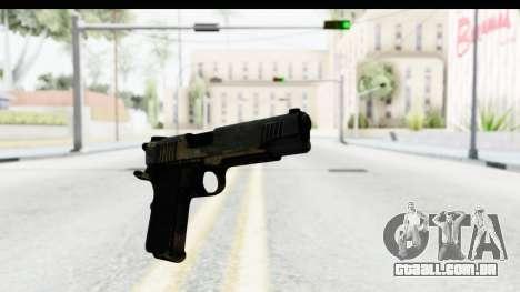 FarCry 3 - Colt 1911 para GTA San Andreas segunda tela