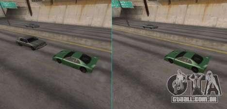 À frente para GTA San Andreas