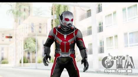 Marvel Future Fight - Ant-Man (Civil War) para GTA San Andreas