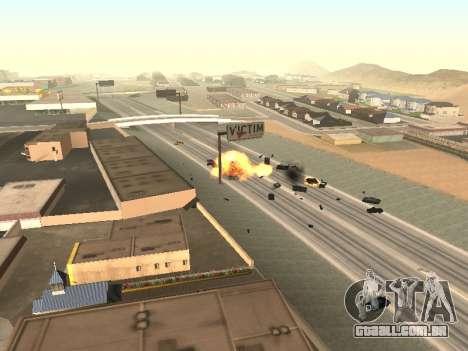 Máquinas de jateamento para GTA San Andreas