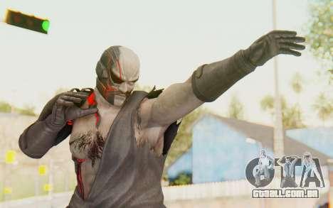 Dead Or Alive 5 Last Round - Raidou para GTA San Andreas
