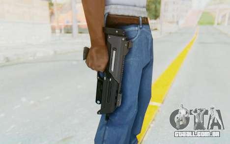 APB Reloaded - S-AS PDW para GTA San Andreas terceira tela
