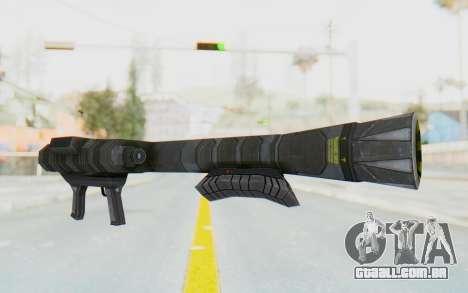 APB Reloaded - OSMAW para GTA San Andreas segunda tela