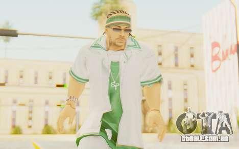 Def Jam Fight For New York - Sean Paul v1 para GTA San Andreas