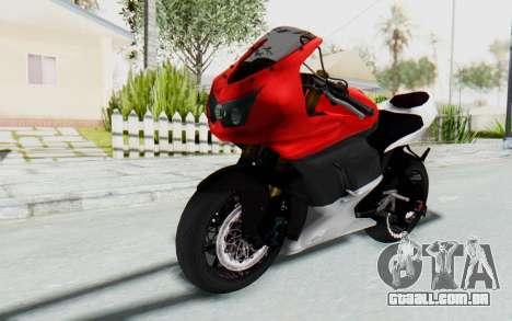 Kawasaki Ninja 250R Superbike para GTA San Andreas