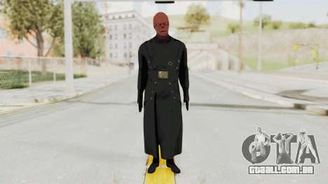 Captain America Super Soldier - Red Skull para GTA San Andreas segunda tela