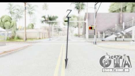 Lord Zedd Weapon para GTA San Andreas segunda tela