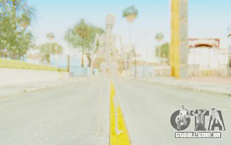 Skeleton para GTA San Andreas terceira tela