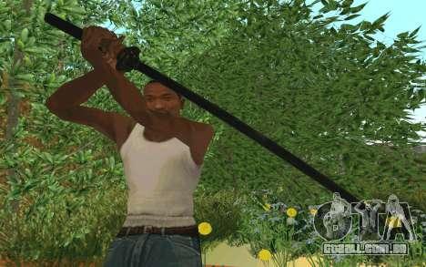 Sword of Blades para GTA San Andreas