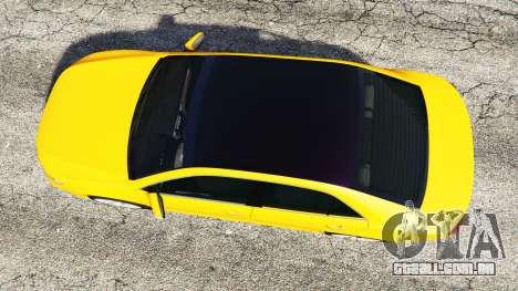 GTA 5 Toyota Camry V50 voltar vista