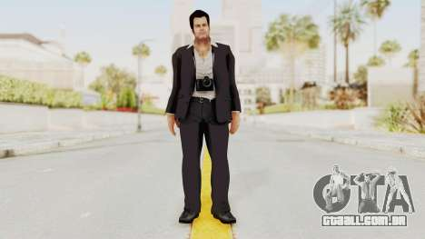 Dead Rising 2 Off The Record Frank West para GTA San Andreas segunda tela