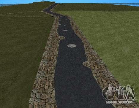 Texturas para GTA Penal Rússia (Parte 2) para GTA San Andreas sexta tela