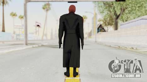 Captain America Super Soldier - Red Skull para GTA San Andreas terceira tela