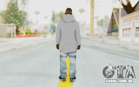 Bmycr Skin para GTA San Andreas terceira tela
