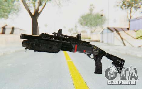 M870 from Rainbow Six: Siege para GTA San Andreas