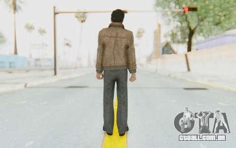 Mafia 2 - Vito Scaletta Main Outfit para GTA San Andreas terceira tela