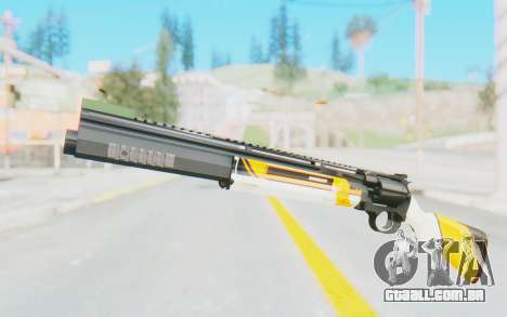 CS:GO - Nova Assimov para GTA San Andreas segunda tela