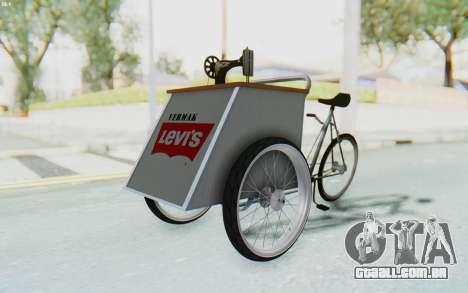 Vermak Levis para GTA San Andreas