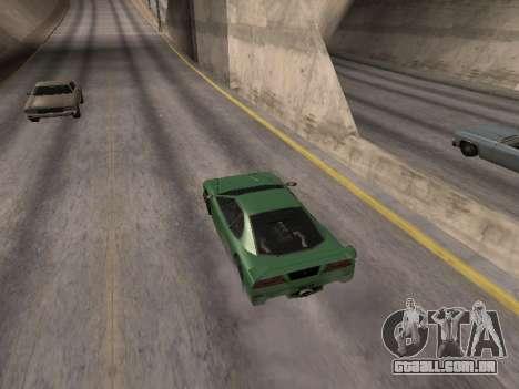 À frente para GTA San Andreas terceira tela