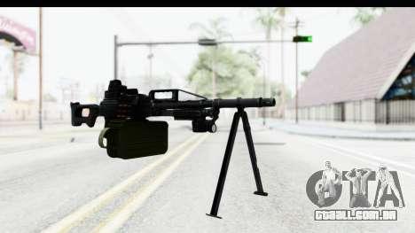 Kalashnikov PK (PKM) Holo para GTA San Andreas segunda tela