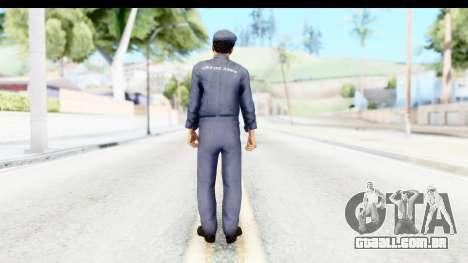 Mafia 2 - Vito Empire Arms para GTA San Andreas terceira tela