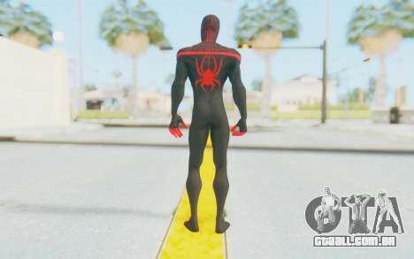 Miles Morales - Shatered Dimenshion para GTA San Andreas terceira tela