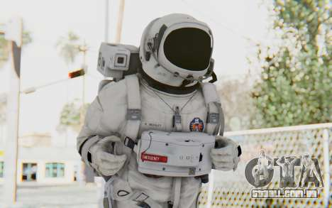 CoD Ghosts USA Spacesuit para GTA San Andreas