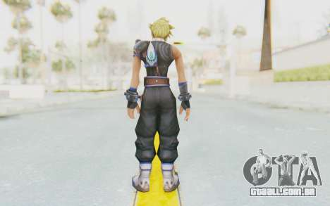 Final Fantasy - Cloud Deus para GTA San Andreas terceira tela