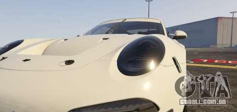 Porsche RUF RGT-8 GT3 para GTA 5