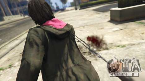 Rongines needle para GTA 5