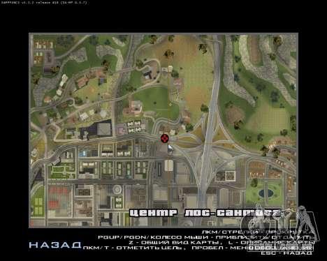 New Vinewood Armenia para GTA San Andreas sexta tela