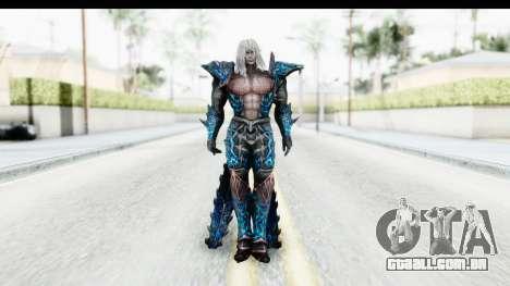Orochi para GTA San Andreas segunda tela