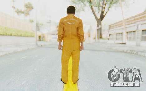 Mafia 2 - Joe Robber para GTA San Andreas terceira tela