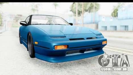 Nissan 240SX 1989 v2 para GTA San Andreas