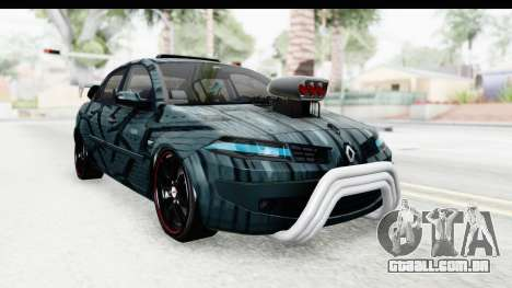Renault Megane Sport para GTA San Andreas