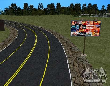 Texturas para GTA Penal Rússia (Parte 2) para GTA San Andreas quinto tela