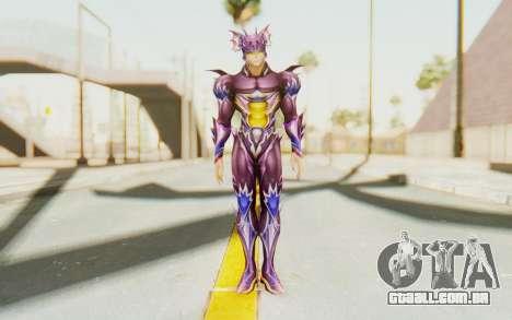 Final Fantasy - Kain para GTA San Andreas segunda tela