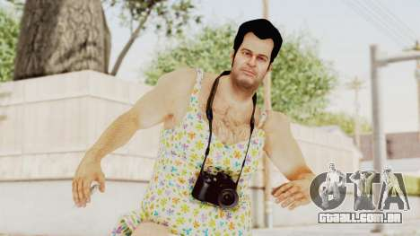 Dead Rising 2 Off The Record Frank West Dress para GTA San Andreas