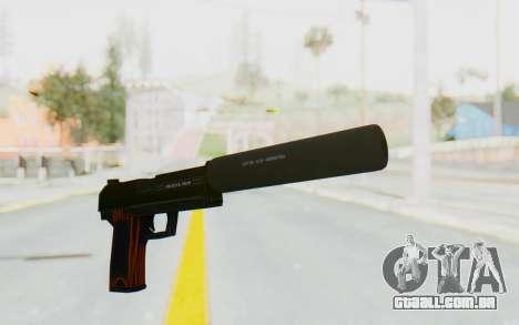 APB Reloaded - Obeya FBW Silenced para GTA San Andreas segunda tela