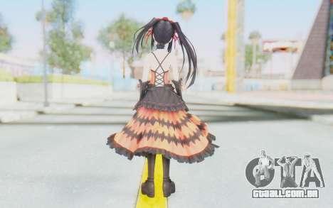 Kurumi Tokisaki (Date A Live) para GTA San Andreas terceira tela