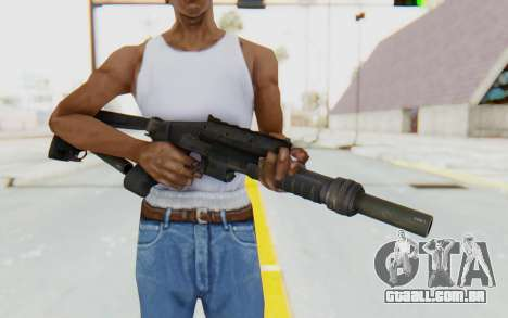 Federation Elite Bulldog para GTA San Andreas terceira tela