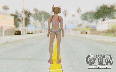 DoA 5 LR Marie Rose Last Getaway para GTA San Andreas
