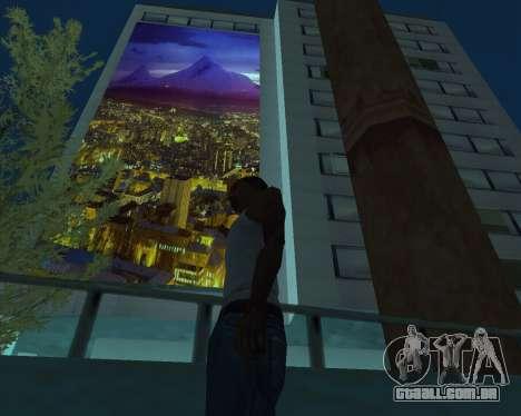 Armenia Erevan Poster para GTA San Andreas segunda tela